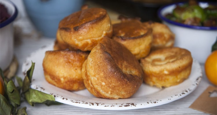 Egg and Dairy-Free Yorkshire Puddings