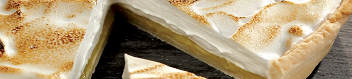 Fluffy Lemon Meringue Pie