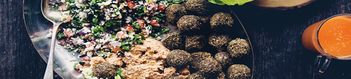 How to Make Raw Falafels