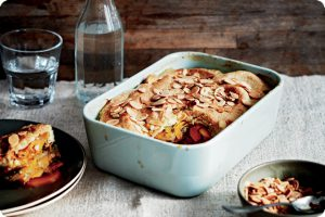 Plant Based Winter Root Vegetable Gratin