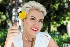 heather mills plant based media personality