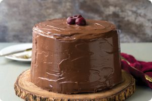 dessert chocolate stout cake