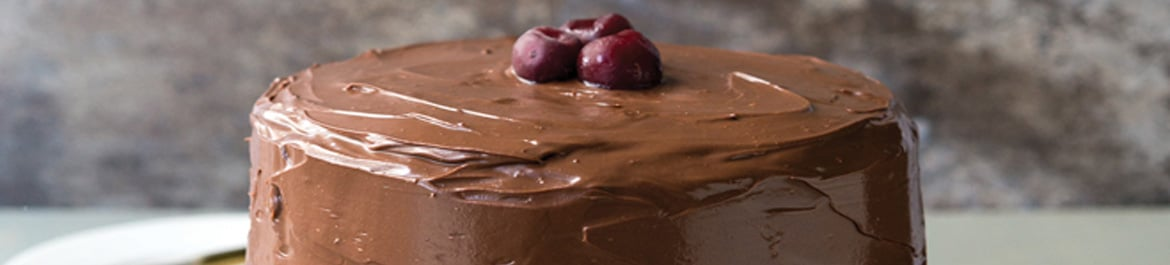 Divinely Decadent Chocolate Stout Cake