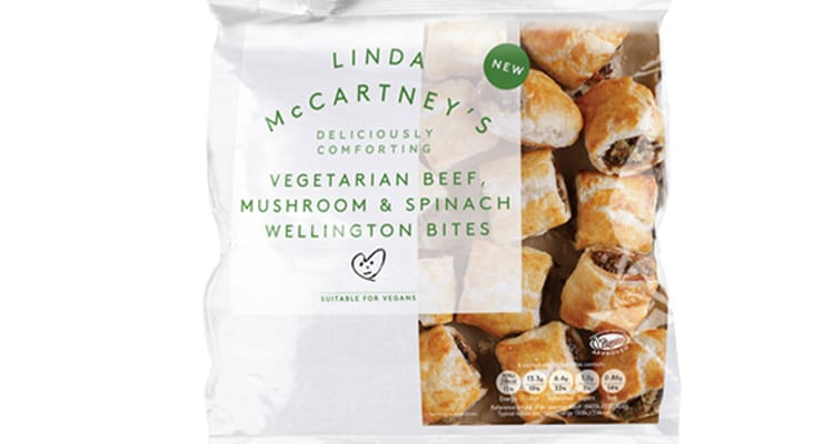 Linda McCartney's Christmas Range