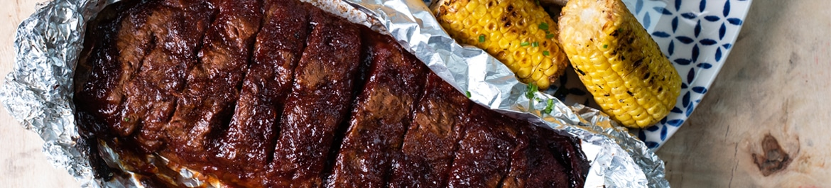 Smoky BBQ Jackfruit Ribs | Recipes | PlantBased Magazine