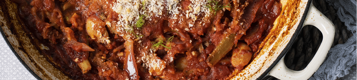 Fennel and Butterbean Cassoulet
