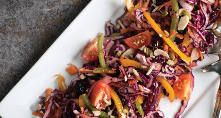 Winter Slaw Salad
