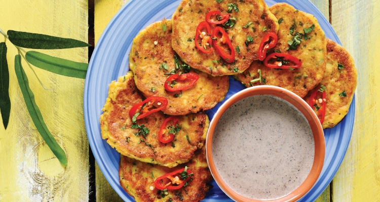 Crocfast Ackee Fritters