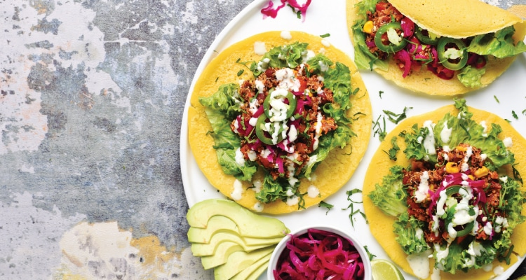 Protein Tacos