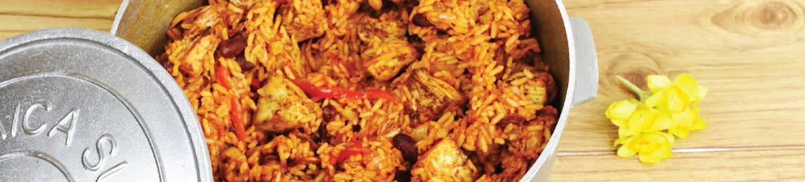Tropical Sun Jambalaya