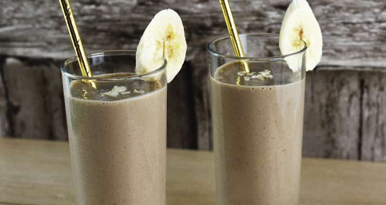 Banoffee Breakfast Smoothie