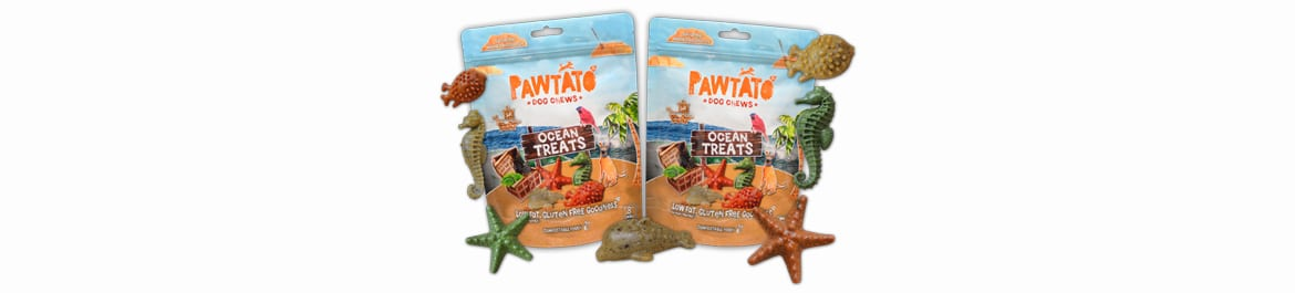 Pawtato Ocean Treats