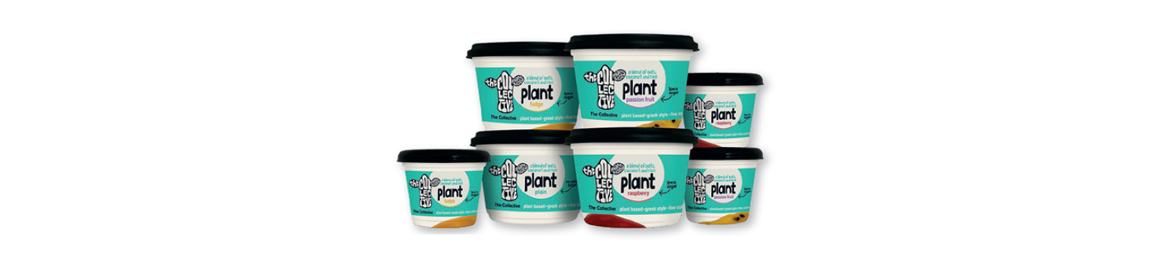 The Collective Plant Yoghurt Alternatives