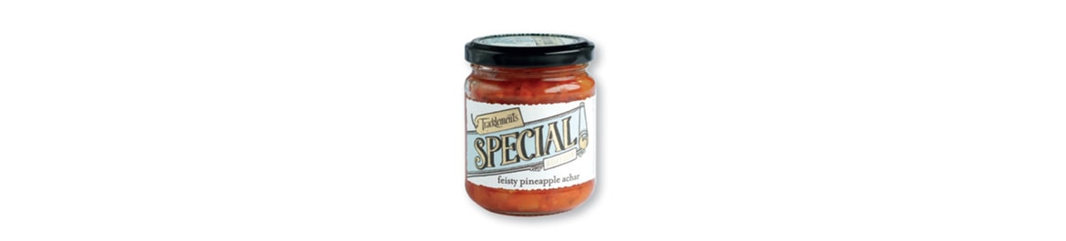 Tracklements Pineapple Achar